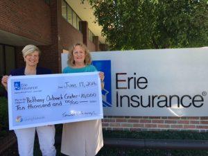 Erie Insurance 2016 summer